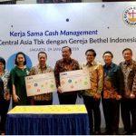 Penandatanganan kerjasama Bank BCA  dengan BPH GBI : Buka Rekening Gereja Makin Mudah!