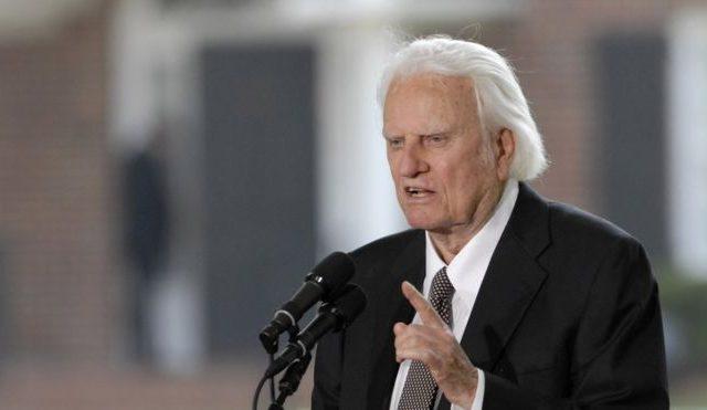 Billy Graham, Pewarta Kristus, Mencapai Garis Akhir di Usia 99 Tahun