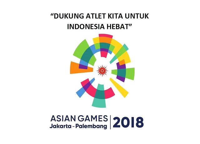 Pesta Olahraga Terbesar Asian Games Ke  Akan Digelar