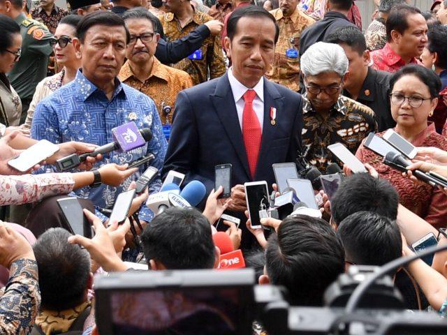 Presiden Jokowi Dengan Tegas Menyatakan Konstitusi Menjamin Kebebasan Beragama