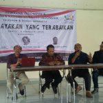 Talkshow Pewarna ID & YKMI Bahas Pemberdayaan Manusia yang Terabaikan