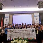 Pengurus Pusat GMKI Gelar Seminar Nasional & Deklarasi Generasi Millenial Menuju Indonesia Emas 2045