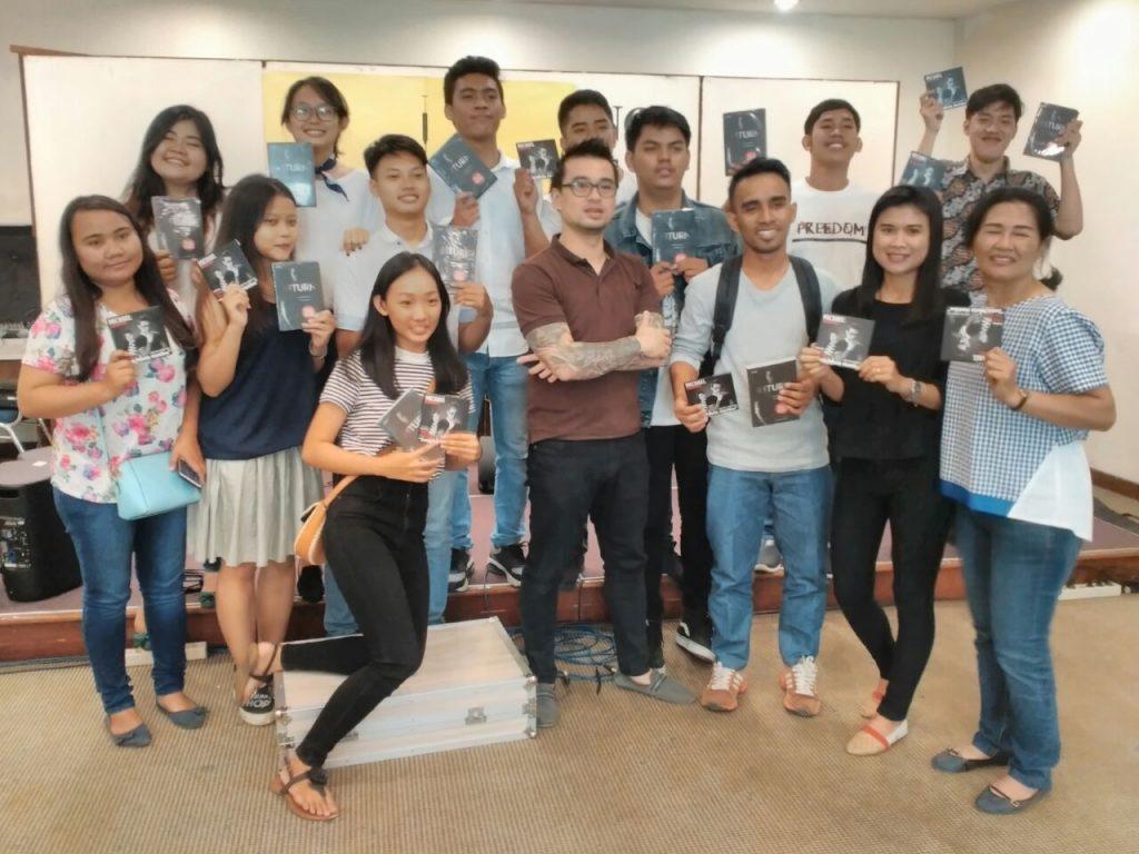 Michael Howard: Mantan Pecandu Narkoba dan anggota geng di AS Bertobat Jadi Motivator Indonesia