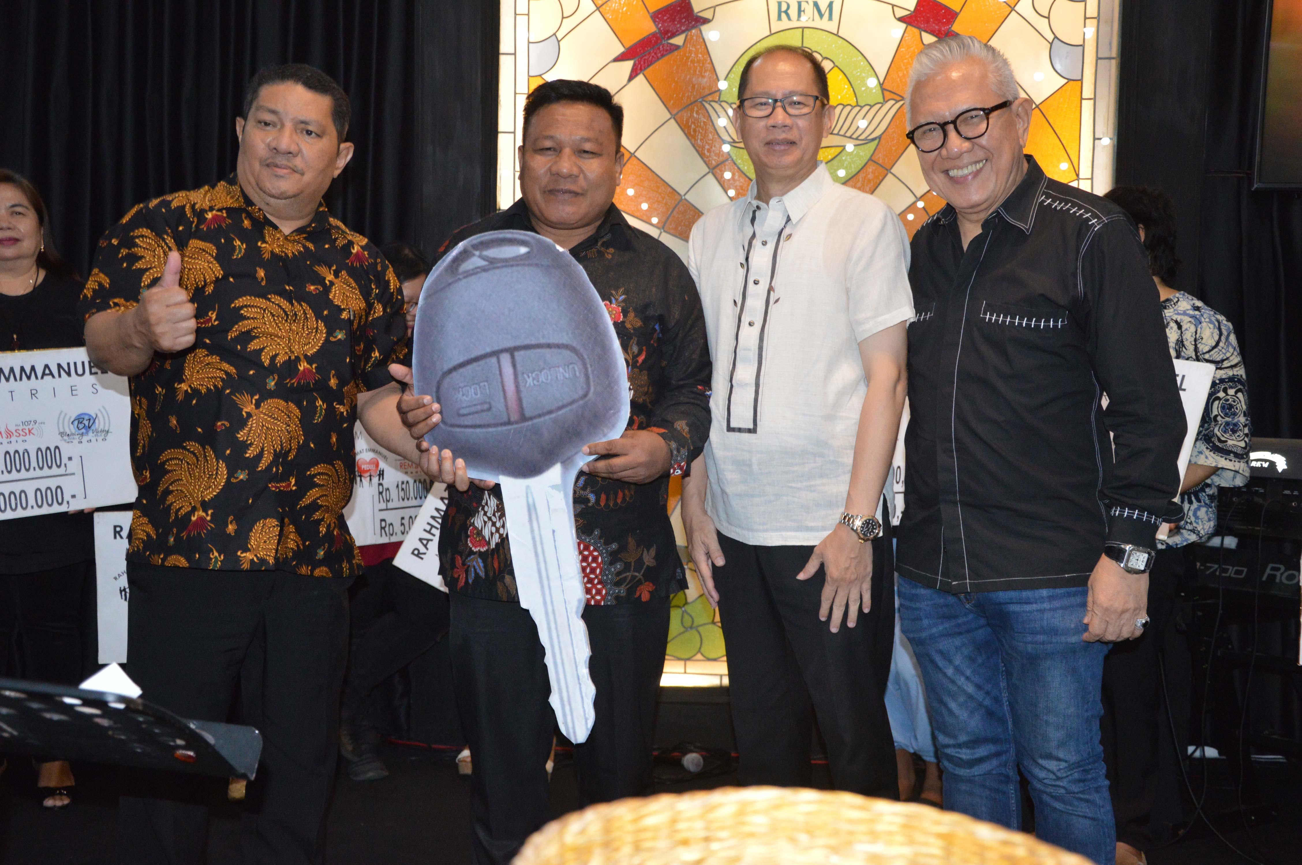 Ibadah Gmb Bulan Mei 2018 Bpd Papua Barat Ii Terima