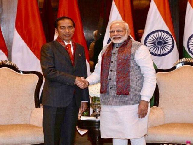 Kunjungan Perdana Menteri India Narendra Modi ke Asia Tenggara