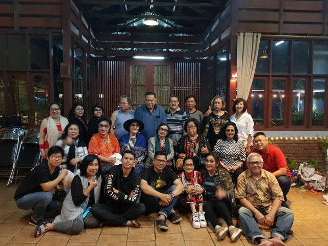 Persekutuan Doa Regatta Adakan Retreat di The Spring of Livingwater Retreat Resort-Bogor