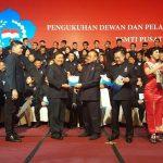 Pengurus Pusat Paguyuban Sosial Marga Tionghoa Indonesia (PSMTI) Resmi Dilantik