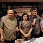 Perayaan Hari Ulang Tahun ke-57 Pdt. Shephard Supit dan Syukuran Paskah Nasional 2018
