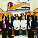 Ketua DPR-RI, Bambang Susatyo., SE., MBA Sampaikan Kuliah Umum Kelima di STT REM