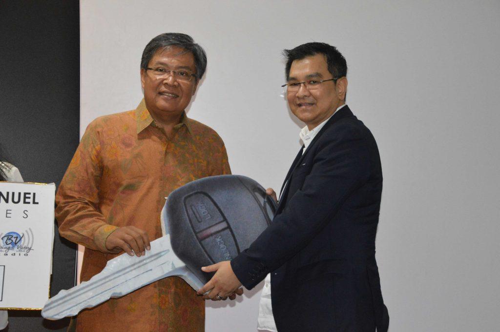 Ibadah GMB Bulan Juni 2018: BPD Sulawesi SelatanTerima Bantuan Mobil Gran Max Ke 24