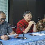 MPH PGI SAMPAIKAN PESAN PASTORAL JELANG PILKADA SERENTAK 2018 DI GRHA OIKUMENE