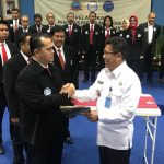 Pelantikan Ketua FOKAN, Jefri Tambayong: Kita Wujudkan Indonesia Bersinar (Bersih Narkoba)