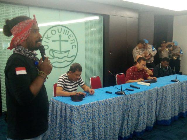 Ungkapkan Ketidakadilan, Perwakilan Eks Karyawan PT Freeport Mengadukan Nasibnya Ke PGI