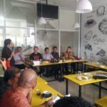 DPD Pewarna Banten Gelar Diskusi: Menjaring Massa Mengambang (3 M)