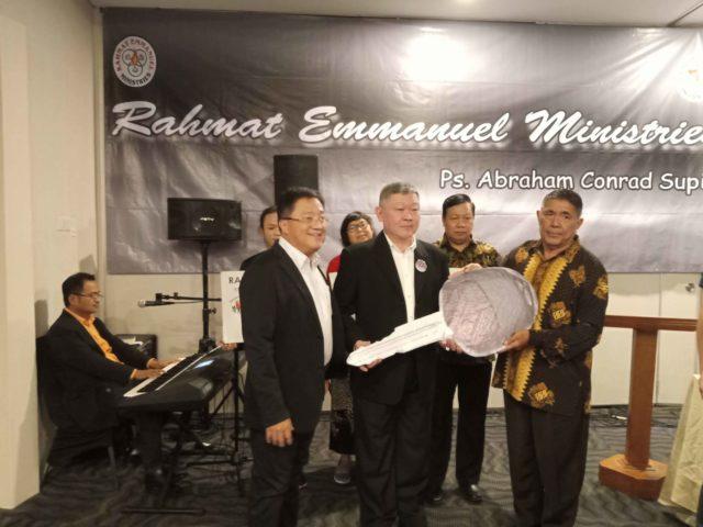 Ibadah GMB Bulan November 2018: BPD Maluku Utara Terima Bantuan Mobil Gran Max Ke 28
