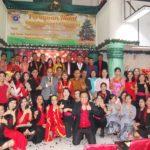 Perayaan Natal STT REM: TUHAN YANG MENJADI MANUSIA