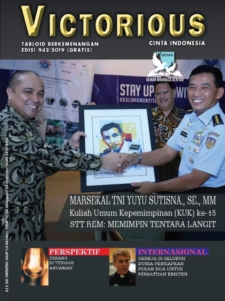 Tabloid Victorious Edisi 942/2019